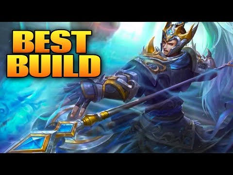 "Heroes Evolved: Best Hero Build ""Zhao Yun"" Gameplay"