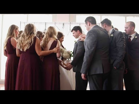 Tony & Madi D'Angelo Wedding Highlight