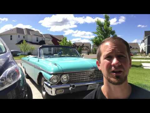 Galaxie vs C-Max part 1