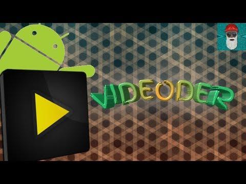 Videoder [LA MEJOR APLICACIÓN PARA DESCARGAR MULTIMEDIA DE LA WEB]