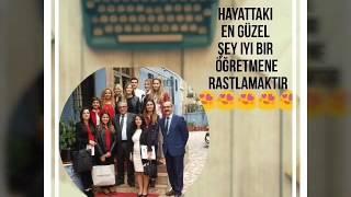 Özel fatih Anadolu sağlık meslek lisesi öğretmenleri anısına