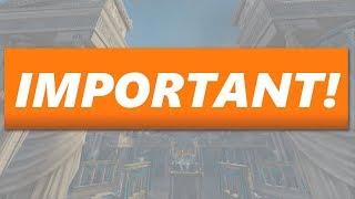 IMPORTANT ANNOUCEMENTS! Vacation, Duke on HiRezTV, Stream Upgrade, Spotlight!