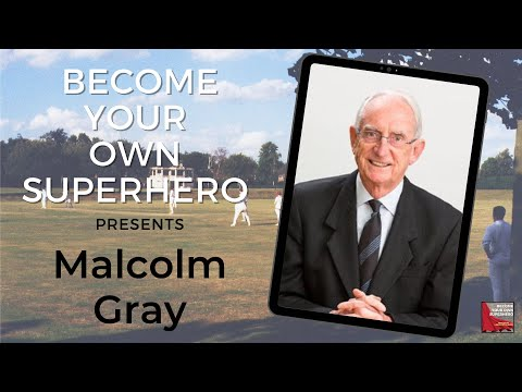 Malcolm Gray - Former President of the International Cricket Council/Cricket Australia/4XI Captain