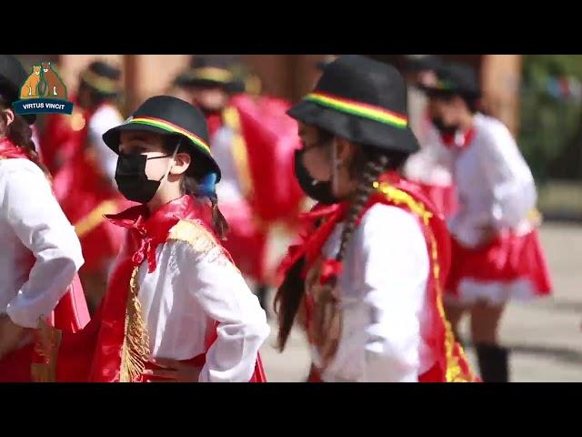 Bailes de Fiestas Patrias Educación Básica -6º básicos Pumahue Chicureo