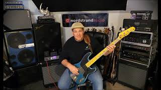Ampeg PF-50T and PF115 & PF210 cabs - Andy Irvine