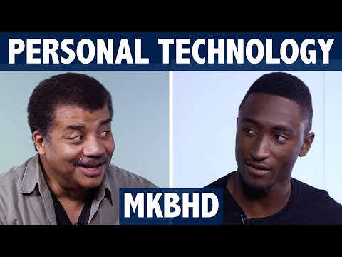 StarTalk Podcast: The Evolution of Personal Technology, with Marques Brownlee & Neil deGrasse Tyson