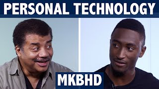 The Evolution of Personal Technology, with Marques Brownlee | StarTalk with Neil deGrasse Tyson