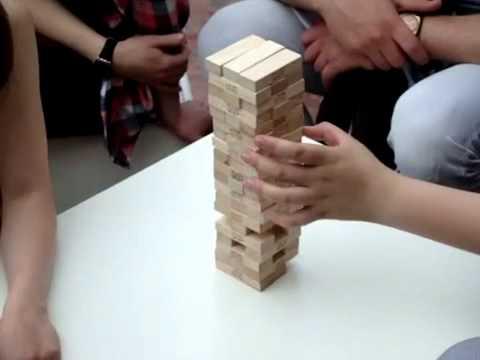 Игра Башня (Дженга)