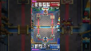 BAT GLITCHES OUT BECAUSE OF BANDIT || Clash Royale ||