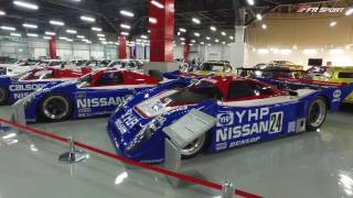 2017 - Nissan Heritage Collection + Engine Museum + Nismo HQ visit
