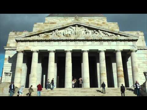Visible Melbourne Interdimensions - Part 3 (Shrine of Remembrance)