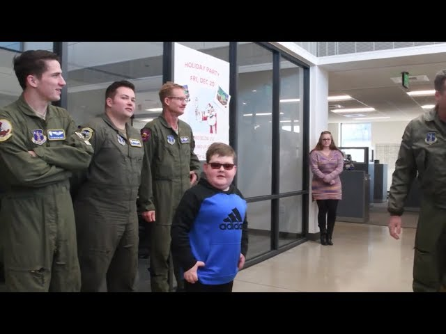 Nevada Air National Guard Pilot for A Day