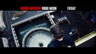 Mission: Impossible Rogue Nation - Oxygen