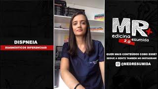 Gambar cover Dispneia - Abordagem geral dos diagnósticos diferenciais - Aula do Instagram