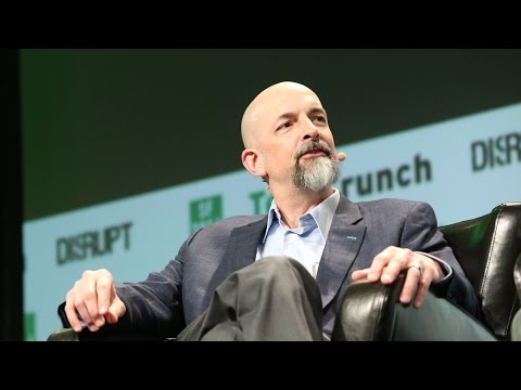 Neal Stephenson Is Tired of Dystopias at Disrupt SF