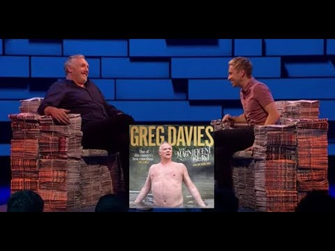 Greg Davies Interview with Russell Howard