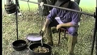 Cooking With Cast Iron Out Back Ole West Texas With Jerry Baird