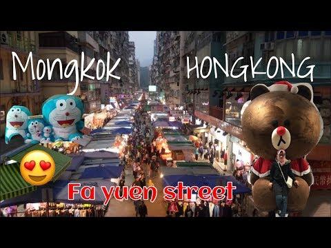 Liburan nya TKW HONGKONG di atas Jembatan Mongkok || sigma Creator community