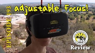 Eachine VR D2 Pro VRD2Pro Goggle Adjust Focus!