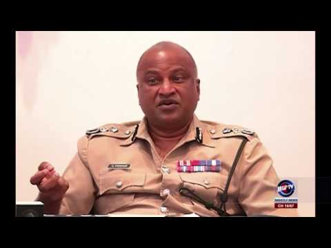 GUYANA AND SURINAME LAW ENFORCEMENT STRENGTHEN TIES