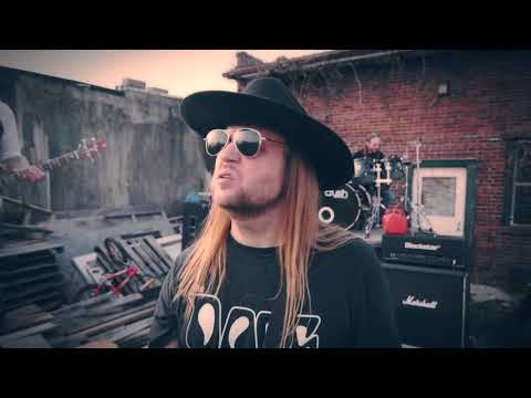 CHARLIE BONNET III (CB3) - Cold And Alone (feat. Lee Vervoort of The Walking Dead) - OFFICIAL VIDEO