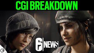 CGI Breakdown - The Tournament of Champions - The Program - 6News - Rainbow Six Siege