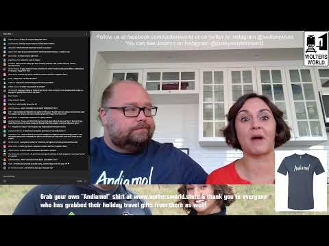 Happy New Year's Travel Q&A with Mark & Jocelyn