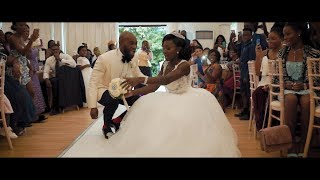 Our Beautiful Fairytale Wedding #KeepingItPosh17 |Ghana - UK Wedding | Sellasie & Priscilla Humado