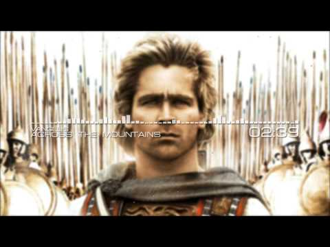 Vangelis - Across the Mountains (Alexander Soundtrack)