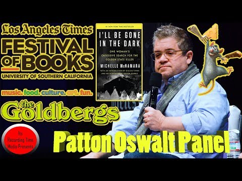 Los Angeles Times Festival Of Books 2018: Patton Oswalt Panel
