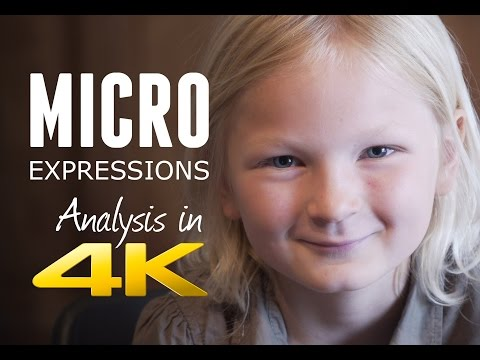 FULL MICRO EXPRESSIONS Analysis in 4K LIE TO ME Style - Micro Expressions Training as in Lie To Me