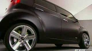CHEVROLET GROOVE CONCEPT Videos