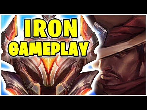 Iron Gameplay - Gute Arbeit Riot! Noway4u Twitch Highlights - League Of Legends thumbnail