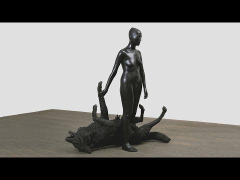 Kiki Smith - Copy Cat: Meandering Prints