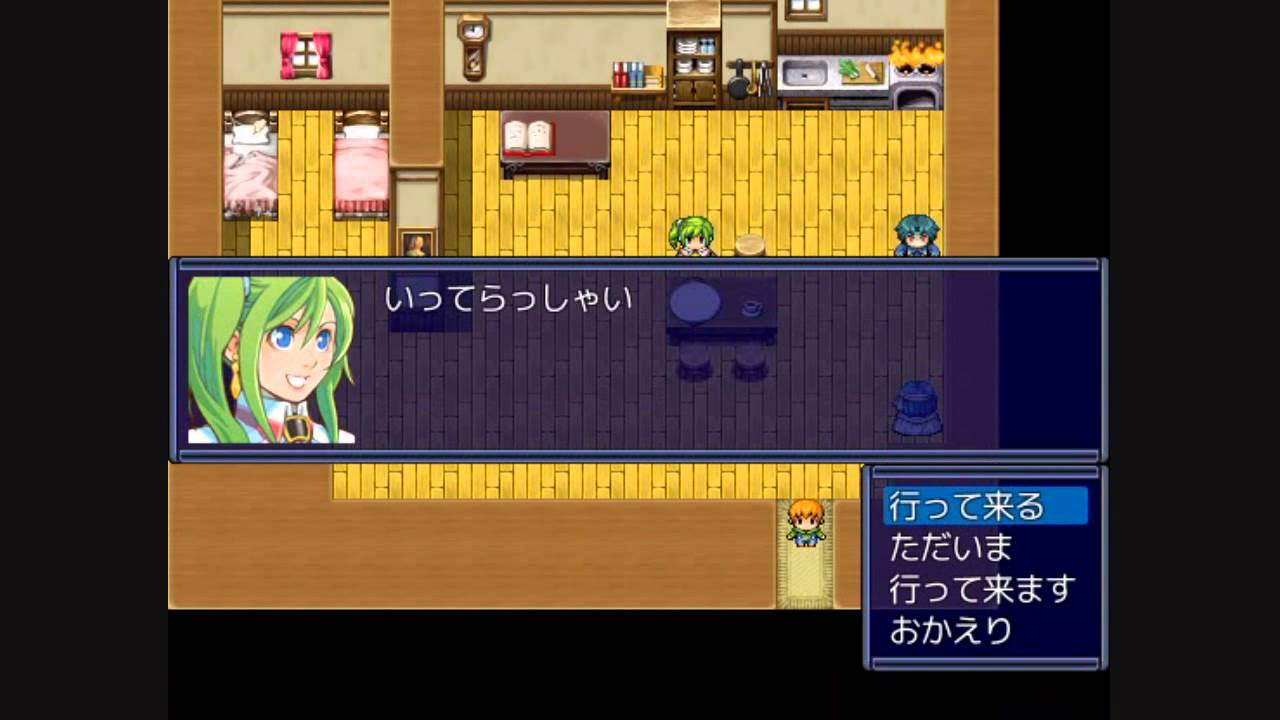 Learning Japanese with Rpg Maker VX Ace
