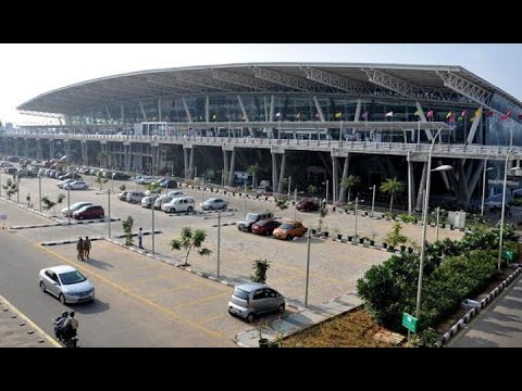 Top 10 Busiest Airports In India 2016 || Pastimers