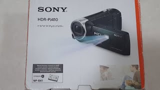 For Sale Sony Hdr Pj410 Projector