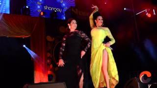 Actuación de Azúcar Moreno en Shangay Pride 2014