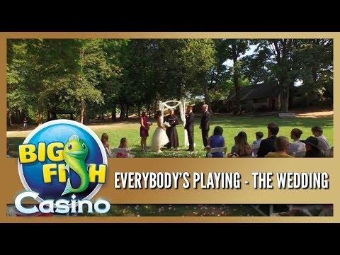 Big Fish Casino Everybody's Playing - Wedding - FREE Slot Game