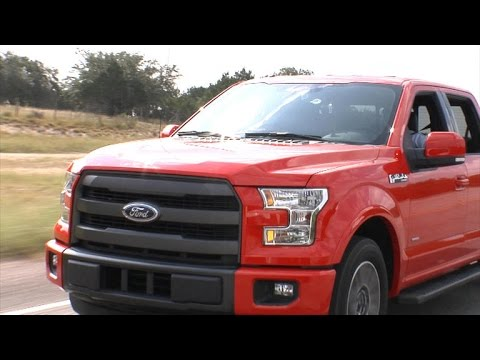 CNET On Cars - 2015 Ford F-150 ​- Ep. 55