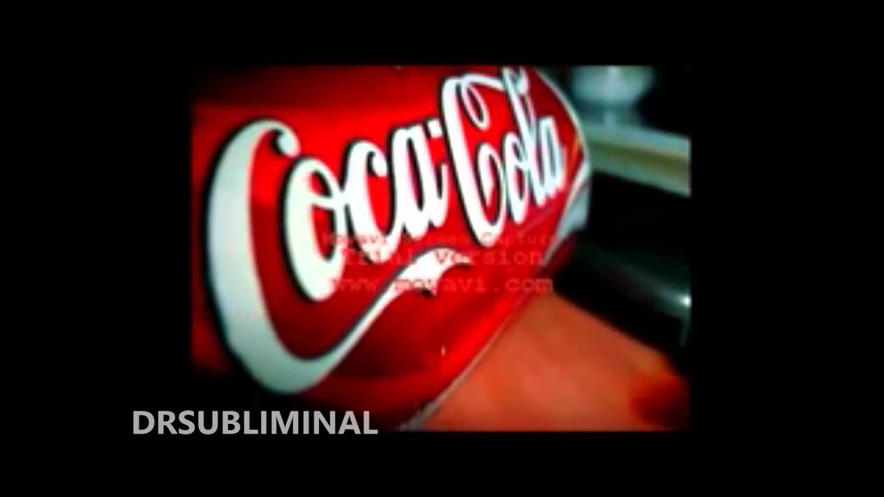 coca cola subliminal messages youtube