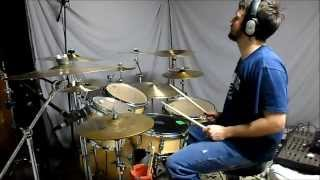 DREAM THEATER - I. Overture - Six Degrees of Inner Turbulence - drum cover