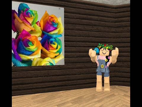 How to make Decals in Roblox | Welcome to Bloxburg BETA