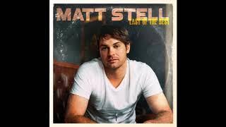 Matt Stell — Nothing Wrong