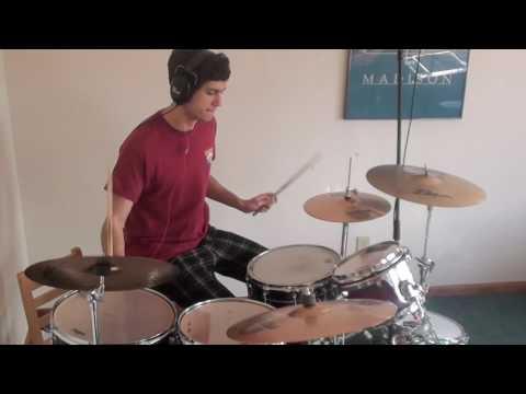 300 Violin Orchestra - Jorge Quintero - Drum Cover