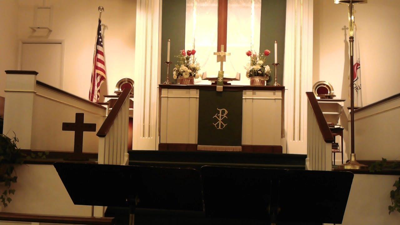 Hymn Sing and Prayer Service - 8/13/2020