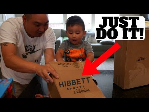 UNBOXING: NIKE SNEAKERS That Make Me Say.. JUST DO IT!! ✔