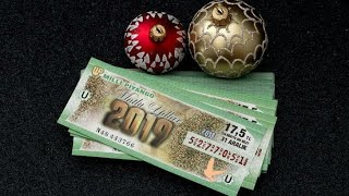 Milli Piyango 1 Milyon TL İkramiye Kazandıran Rakamlar Belli Oldu
