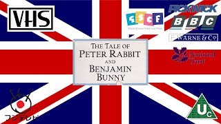 VHS Openings Episode #59: The Tale of Peter Rabbit and Benjamin Bunny 1992, UK