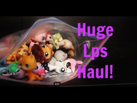 Lps Opening Huge 70 Littlest Pet Shop Lot From Ebay So Worth It Youtube